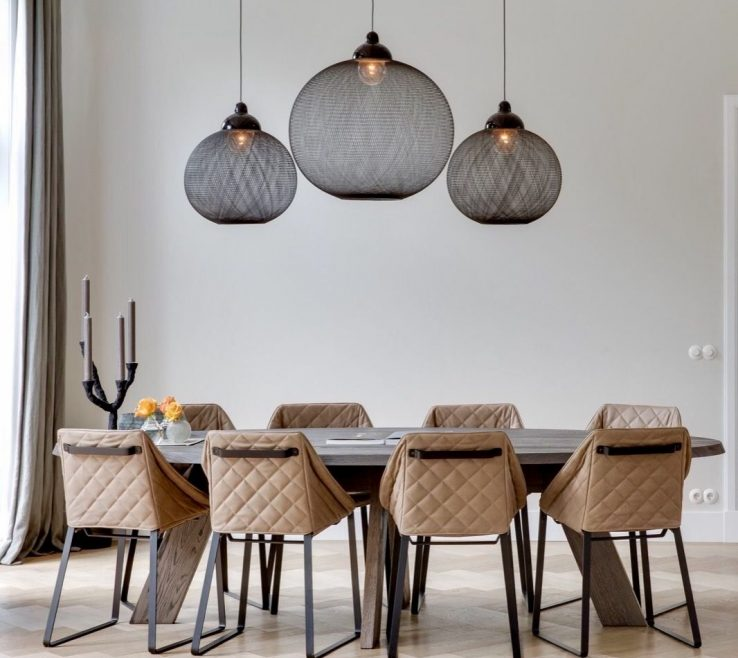 Best Lighting For Living Room Of Dramatic Pendant Lights Great With A