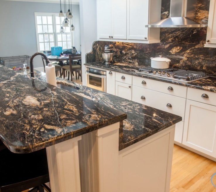 Black Granite Kitchen S