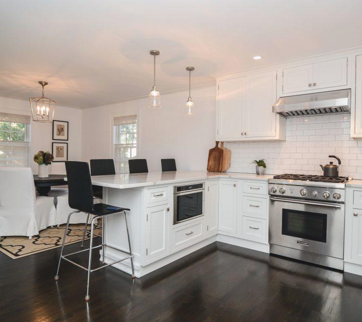 Black Marble Kitchen S Of Modern Keri Murray Architecture Renovation Dark Wood