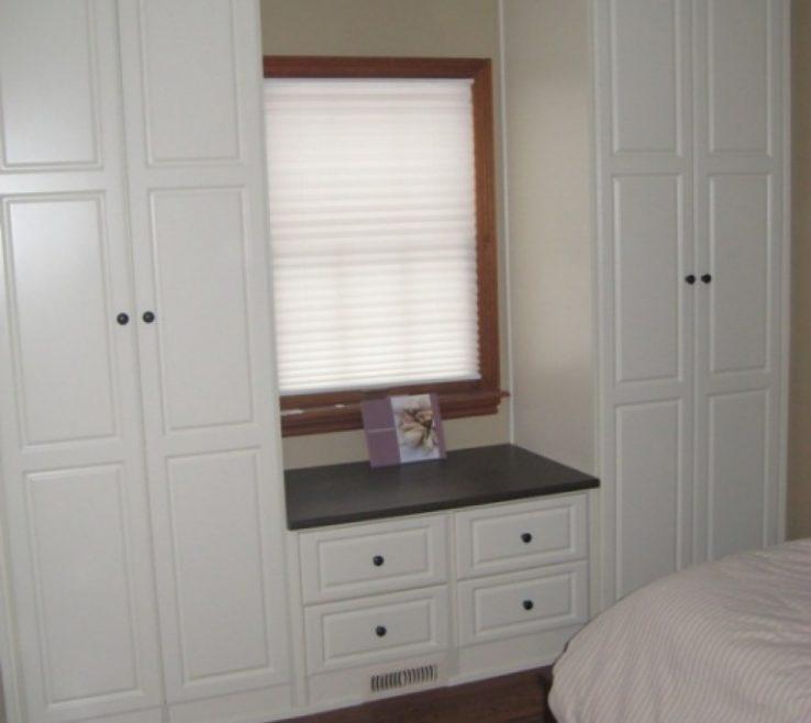 Brilliant Bedroom Built Ins Of In Designs In S Closets Design
