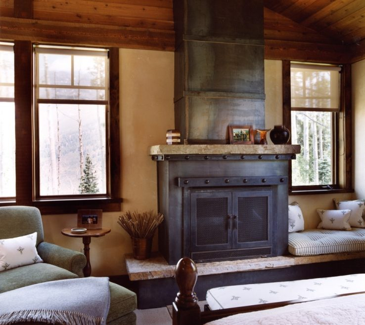 Brilliant Bedroom Fireplace Ideas Of Custom Electric Collections