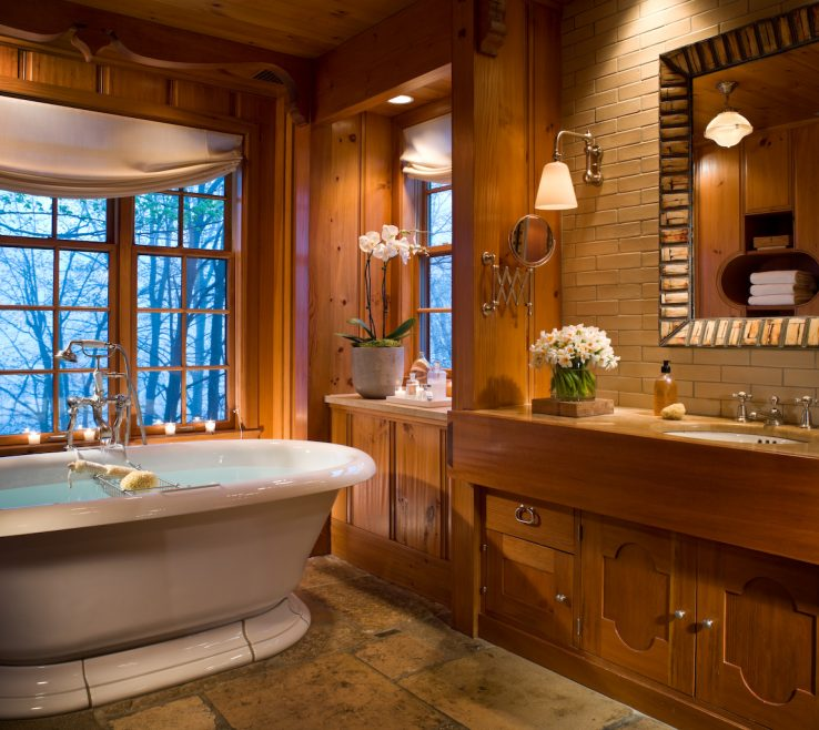 Brilliant Best Bathrooms Of Out Of The Woods
