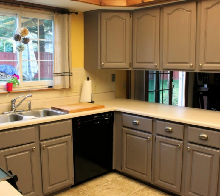 Brilliant Images Of Painted Kitchen S Of Interior Ideas Yellow Photos Full Size