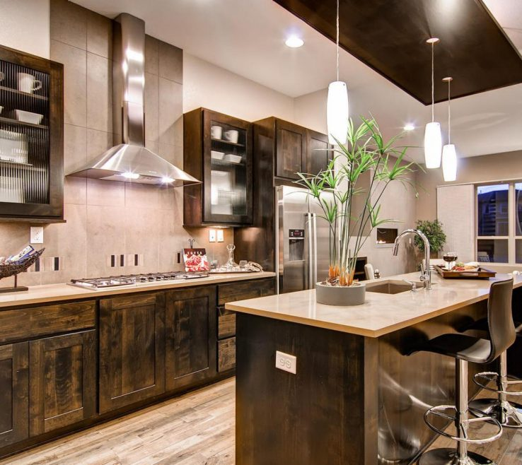 Brilliant Kitchen Desings 6 Layouts