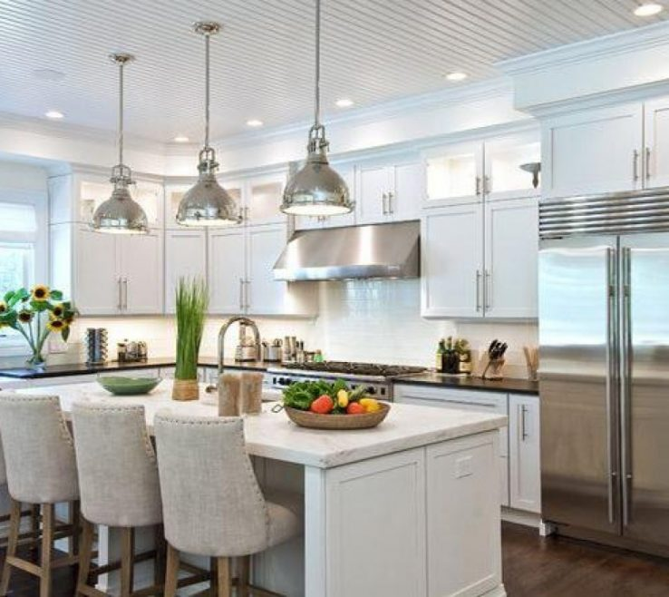 Brilliant Kitchen Pendant Lights Images Of H Mount Lighting For Semi Ceiling Ideas