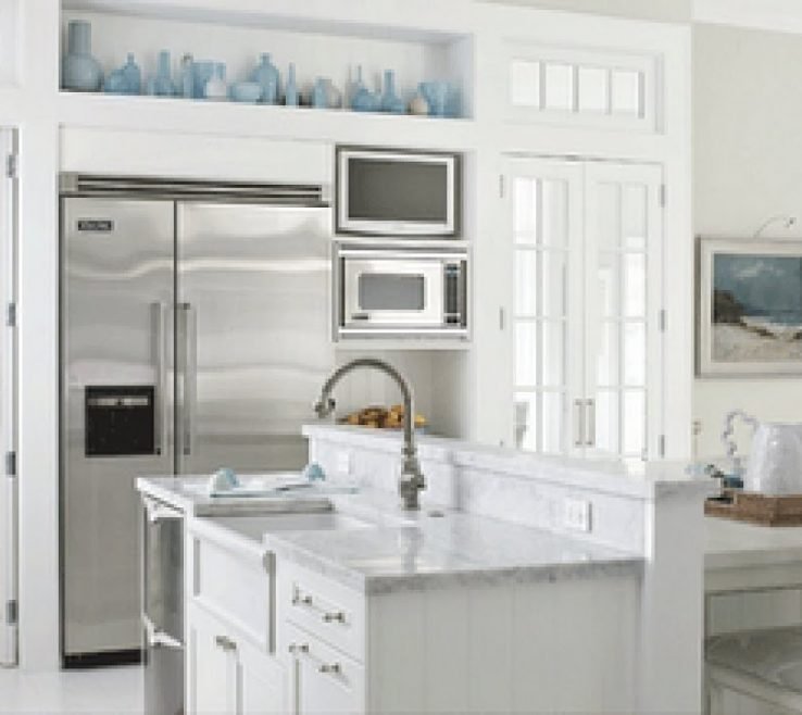Brilliant Kitchen Remodels With White S