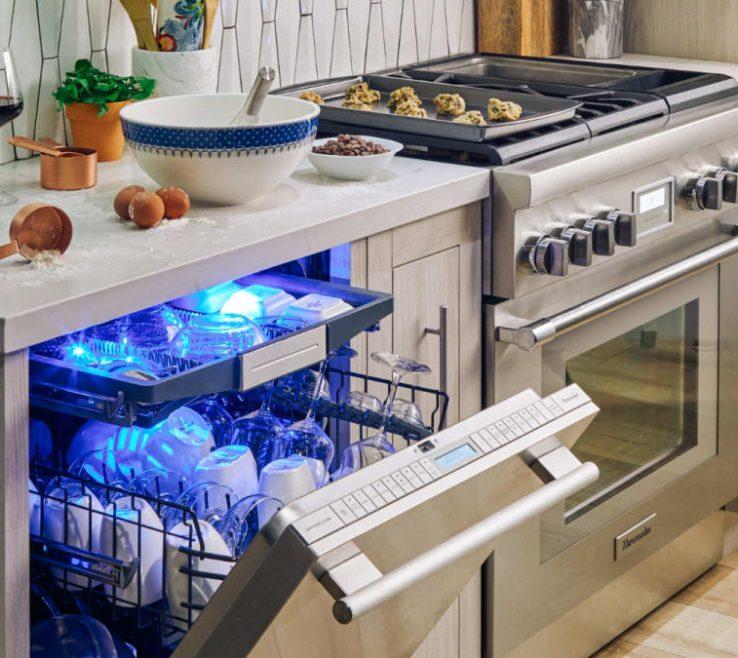Brilliant Luxury Kitchen Superbliances