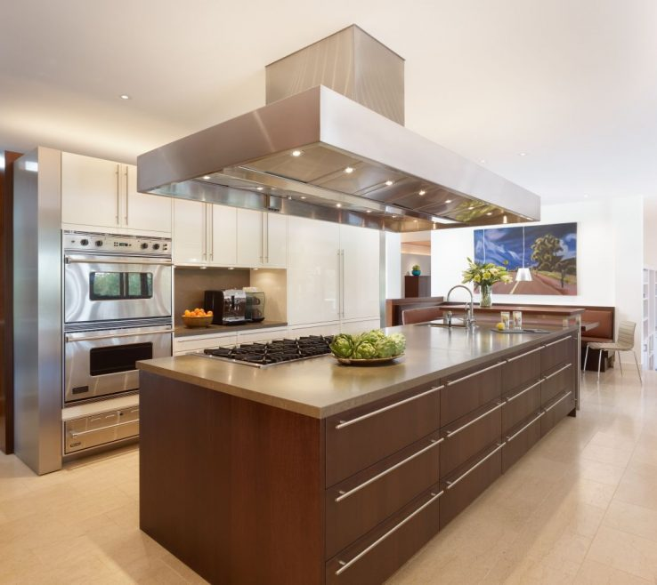 Captivating Contemporary Kitchen Designs Of Elegant With Islands With Design