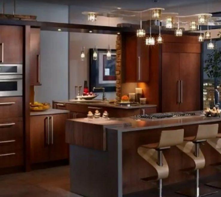 Captivating Luxury Kitchen Superbliances