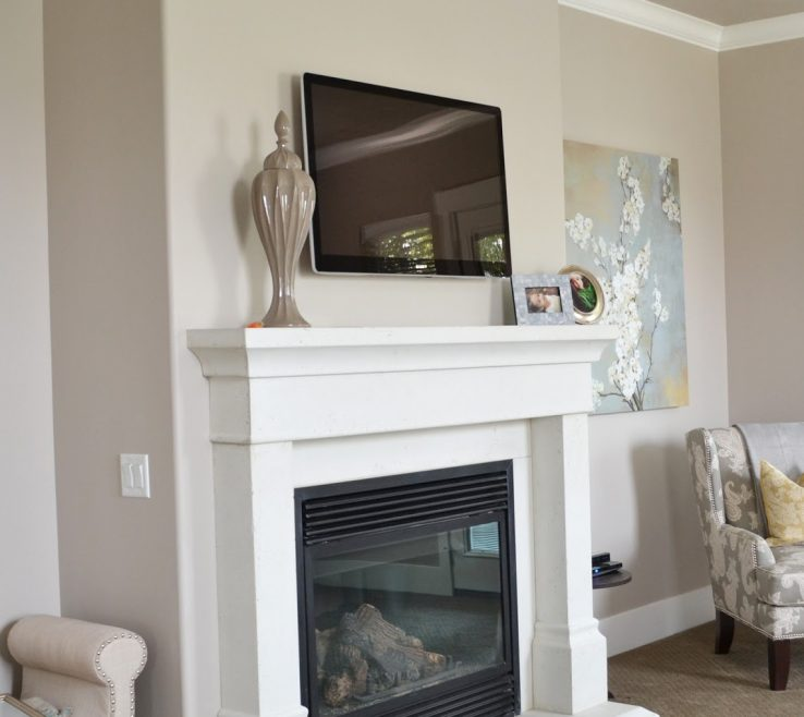 Captivating Master Bedroom With Fireplace Of Here Is A Look At What The