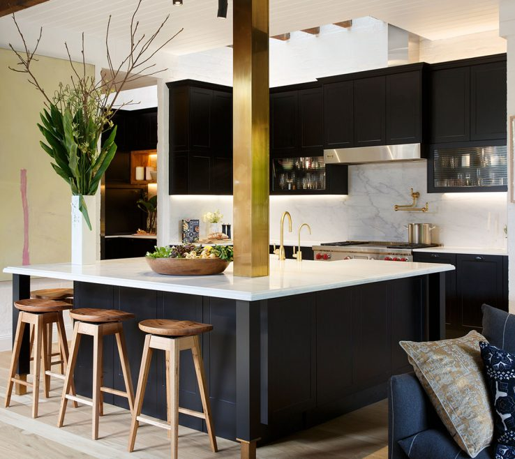 Captivating Pictures Of Modern Kitchens Of Shaker, Vic