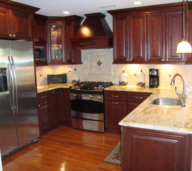 Charming Dark Kitchen S Of Stylish Ideas S With Granite Ideas