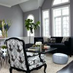 Charming Grey Paint Living Room Of Colors