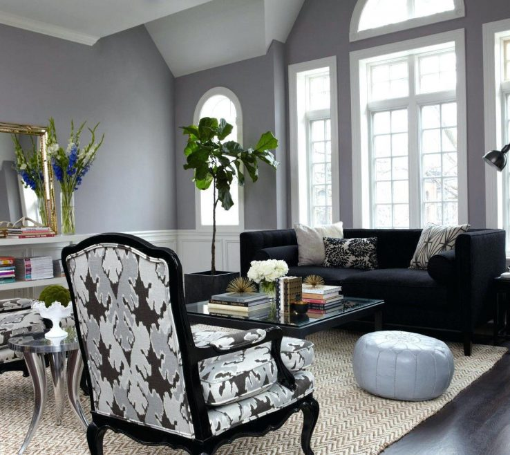 Charming Grey Paint Living Room Of Colors For