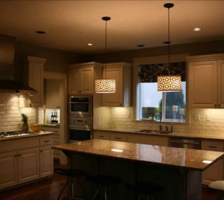 Charming Kitchen Pendant Lights Images