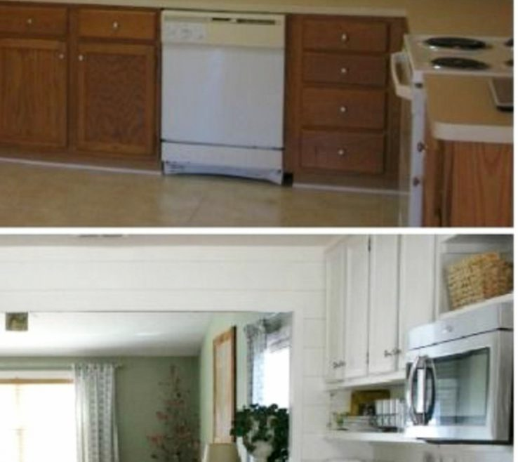 Charming Kitchen Remodel Ideas Before And After Of Small Pictures Of Small Makeovers #kitchenideas