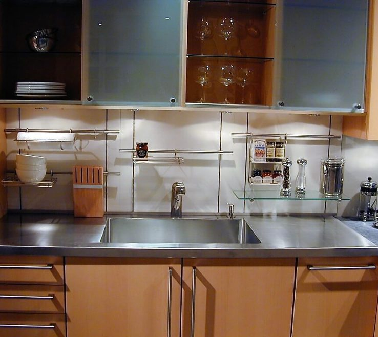 Charming Modern Kitchen S Of Stainless Steel Stainless Steel S Metal