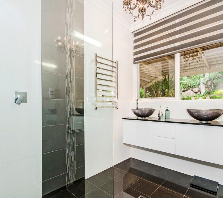 Charming Renovated Bathrooms