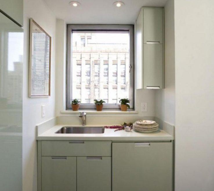 Charming Small Apartment Kitchen Ideas Of Unique Design