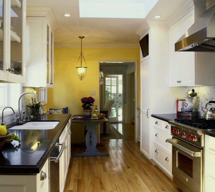 Charming Small Galley Kitchen Of Full Size Of Kitchensmall Remodel Ideas