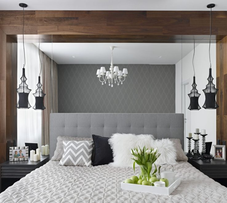 Contemporary Bedroom Ideas Of Amazing From Alexandra Fedorova