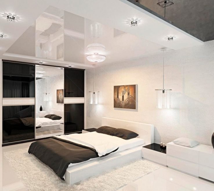Contemporary Bedroom Ideas Of Modern