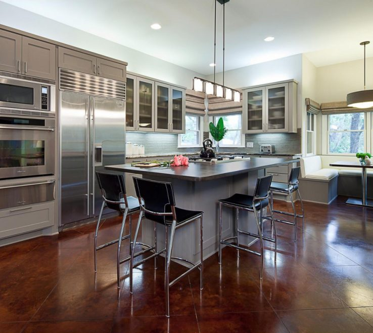 Contemporary Kitchen Designs Of Picture