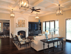 Living Room Lamp Ideas