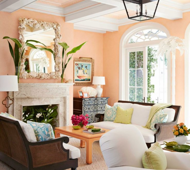 Cool Living Room Paint Ideas 2017 Of Colors Ward Log Homes