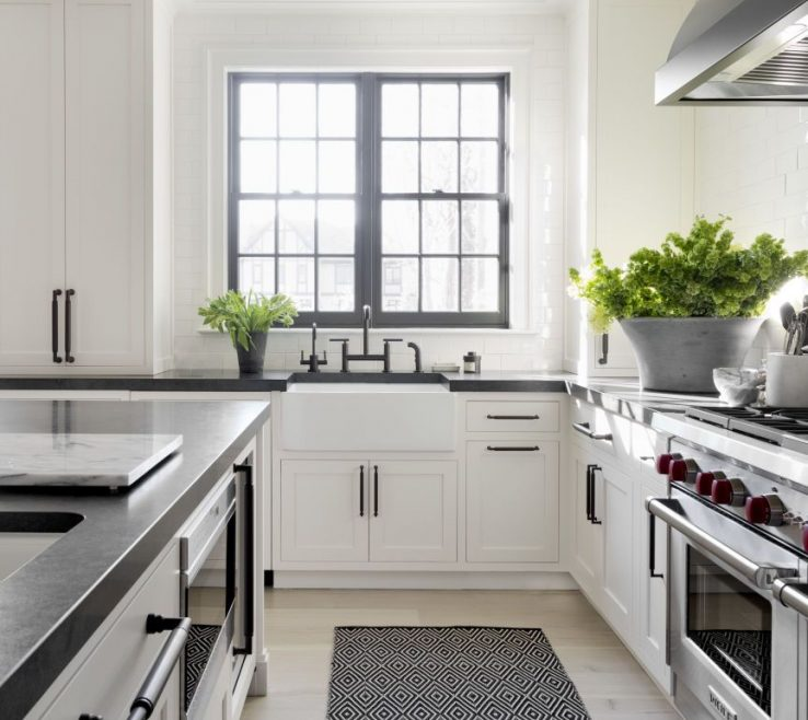 Cool White Kitchen Black S Of Really Like The Undermount E Sink. Like