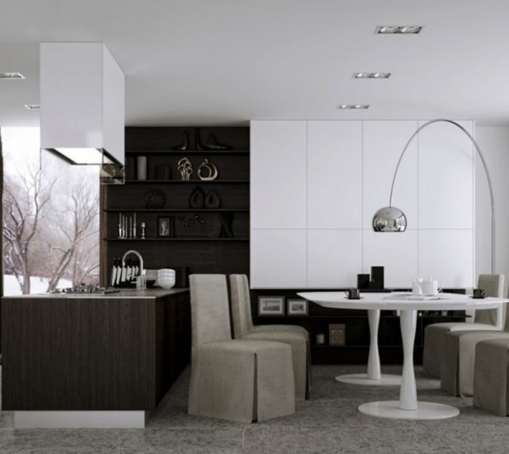 Dining Room Floor Lamps Of Arco Lamp