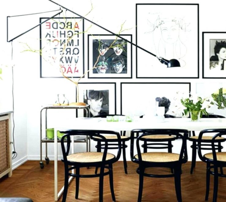 Dining Room Floor Lamps Of Lamp Over Table Ideas With With Regard