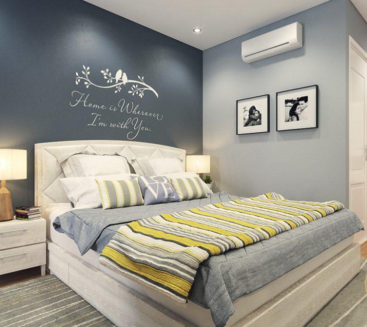 Elegant Bedroom Paint Schemes Of Amazing Of Blue Color Master Ideas Scheme