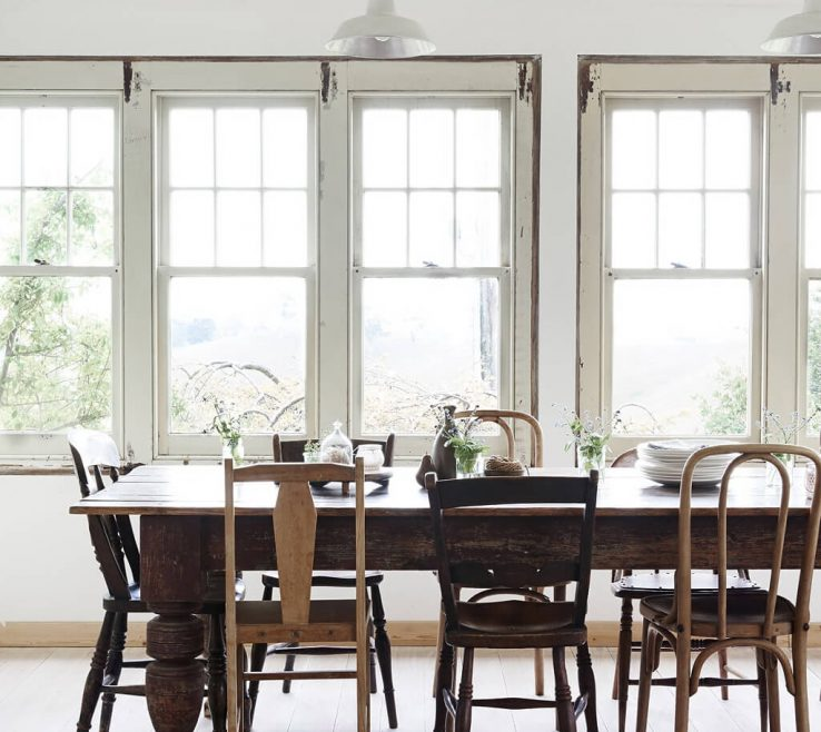 Elegant Dining Table With Different Chairs Of Emily Henderson Ask The Audience Dining Room Chairs Table Mix And Match Inspiration