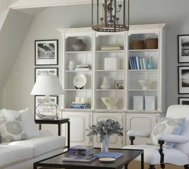 Elegant Gray Paint Living Room Of Maureen Griffin Ballsbaugh Benjamin Moore Cool Colors
