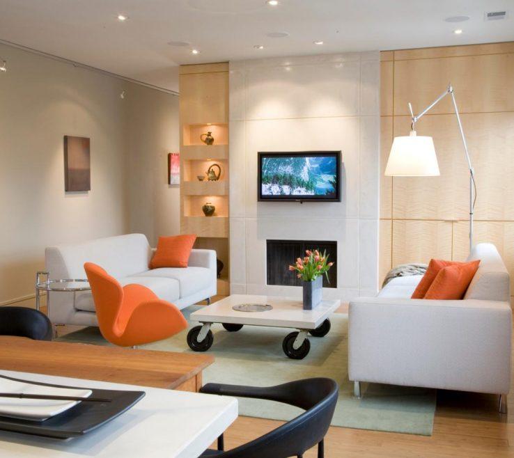 Elegant Living Room Lamp Ideas