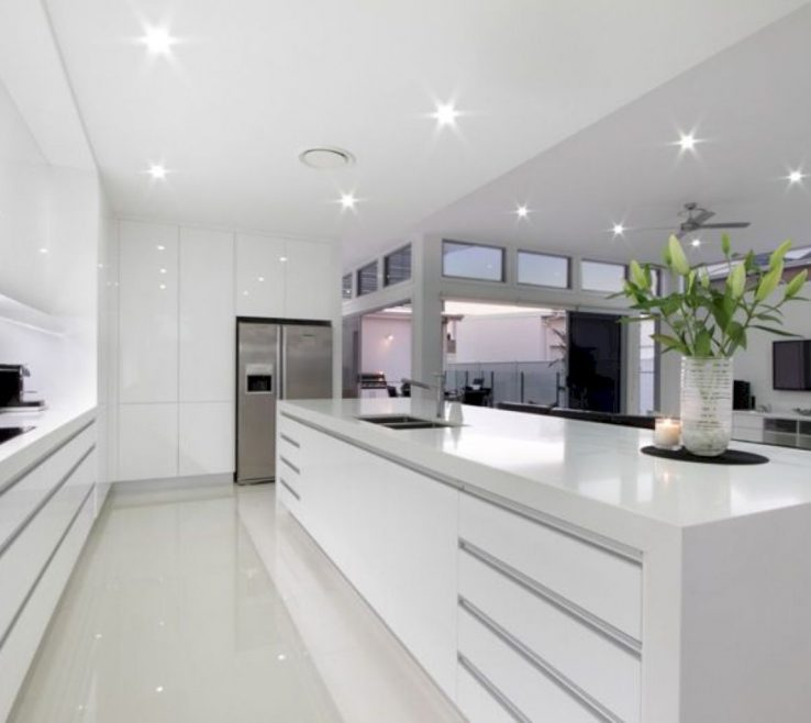 Elegant Luxury White Kitchen Of S Design Ideas Bellezaroomreview