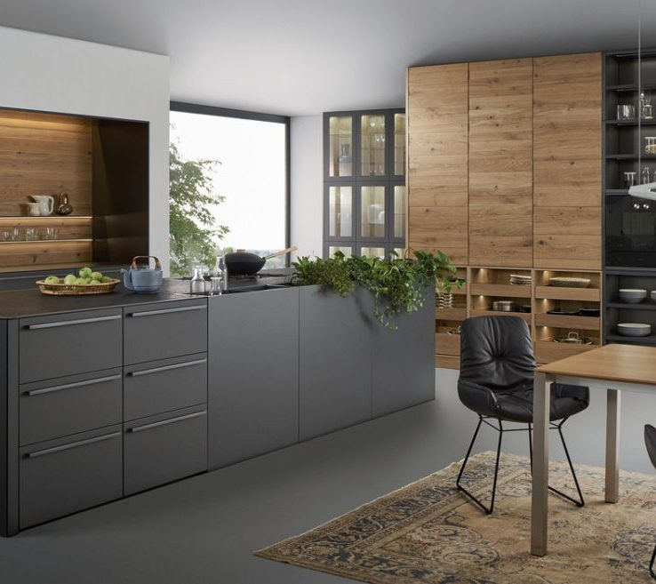 Elegant Modern Style Kitchen Of Bondi E