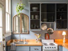 Tiny Kitchen Design