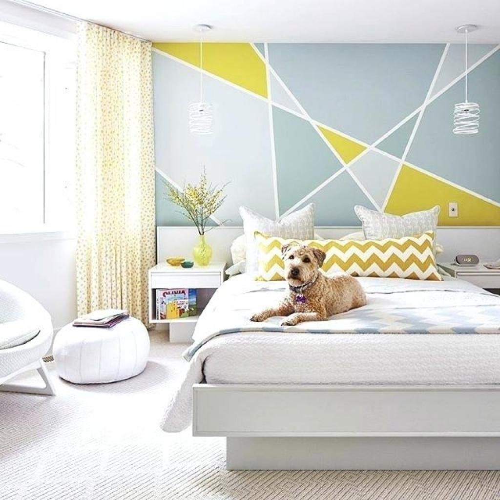 Enchanting Bedroom Paint Design Of Ideas Wall Ideas Ideas ...