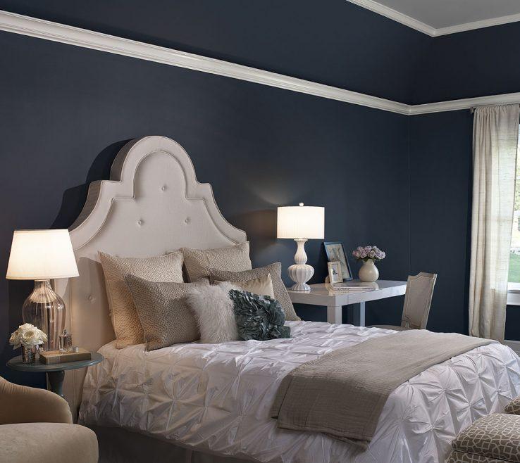 Enchanting Bedroom Paint Schemes