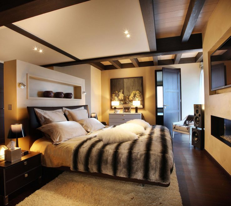 Enchanting Contemporary Master Bedroom Of Collection In Ideas On E Decor Plan