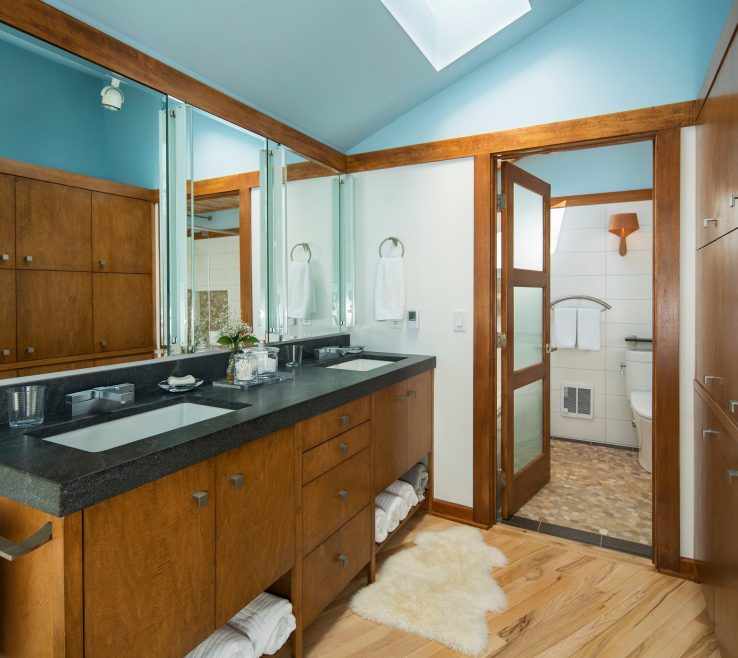 Enchanting His And Her Bathroom Vanities
