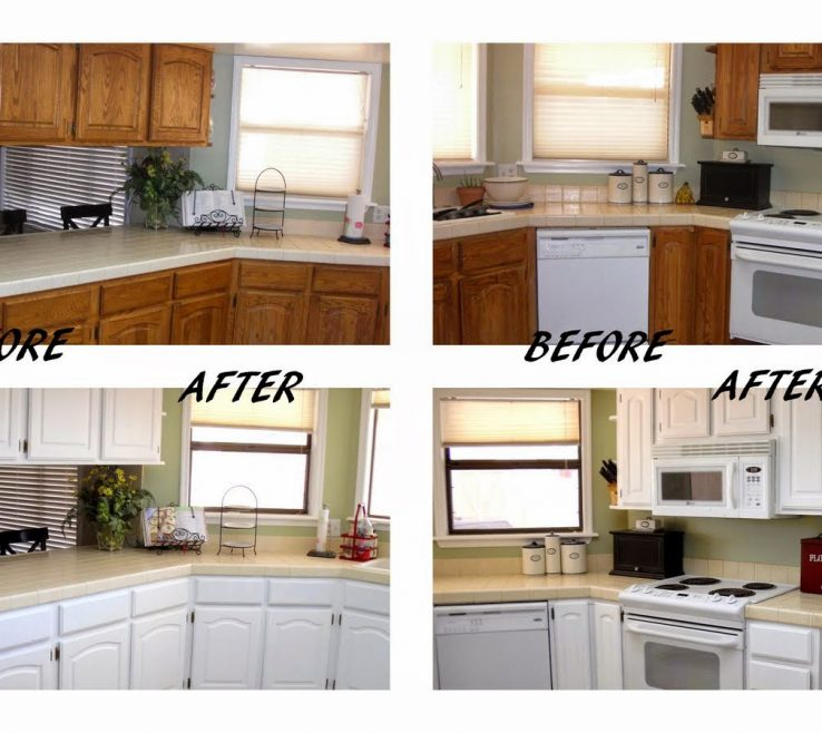 Enchanting Kitchen Remodel Ideas Before And After Of Small Basement