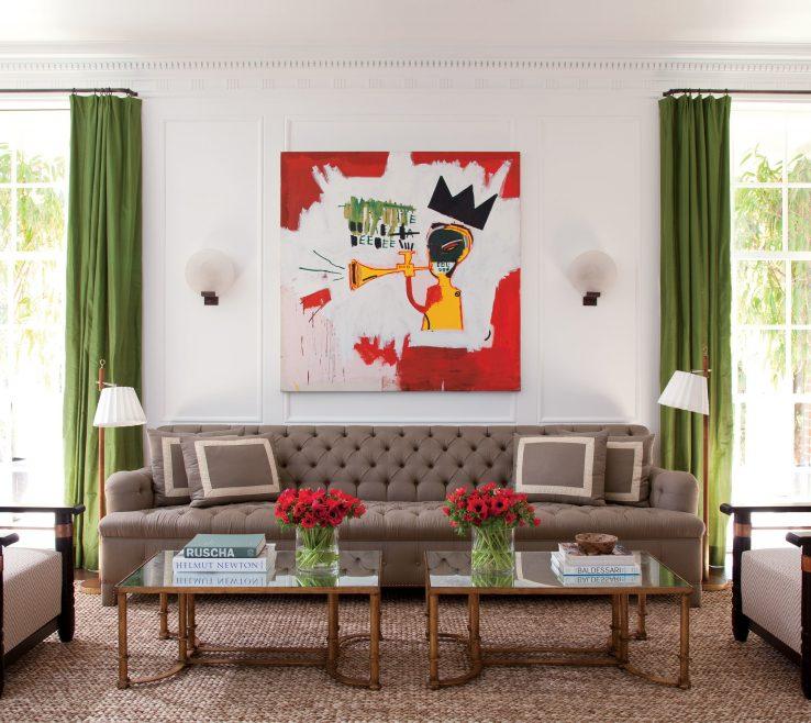 Enchanting Living Room Lamp Ideas