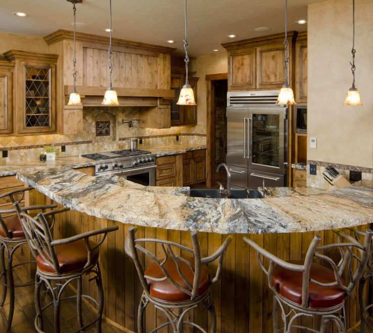 Enchanting Rustic Kitchen Designs