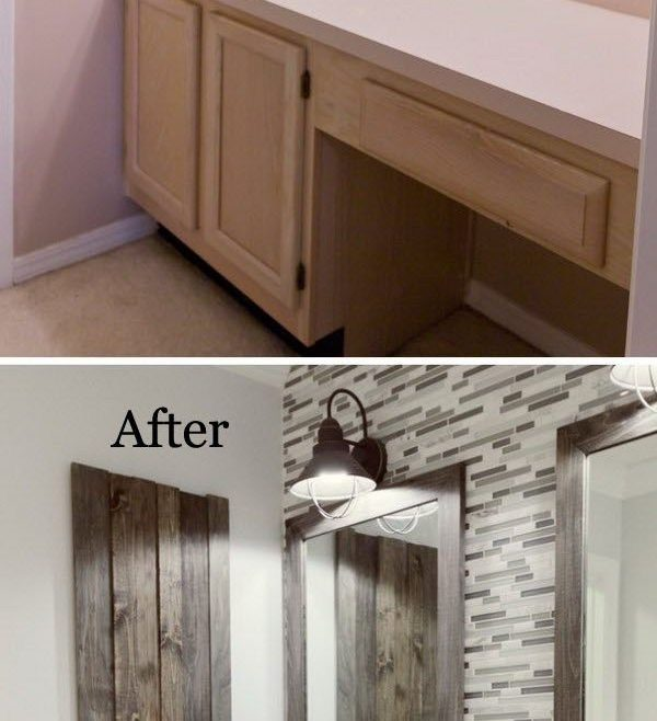 Enchanting Small Bathroom Makeover Ideas Of 37 Makeovers Master Remodel Ideas, Mirror Makeover,
