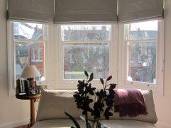 Bay Window Bedroom