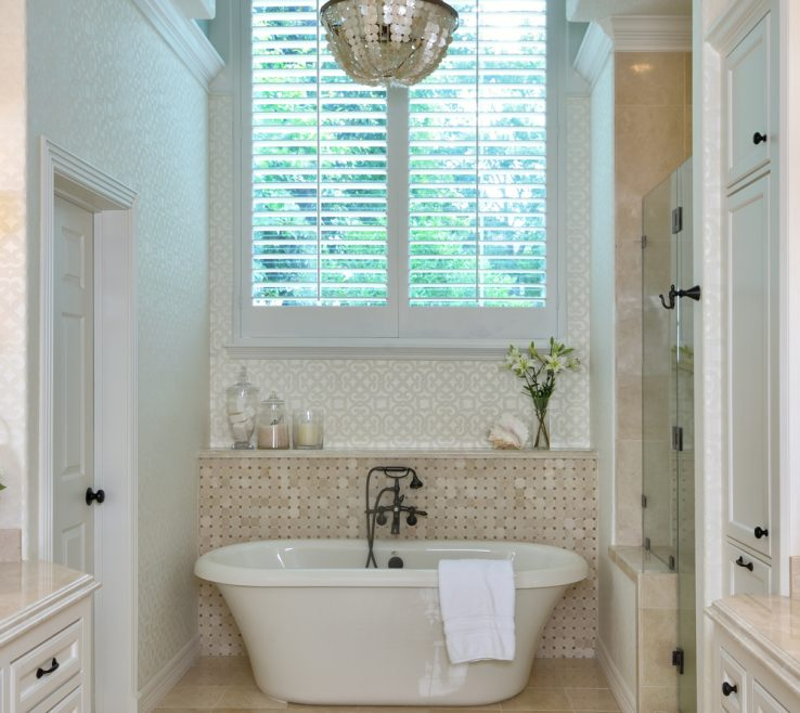Endearing Best Bathroom Designs Of Designer: Carla Aston, Photographer: Miro Dvorscak