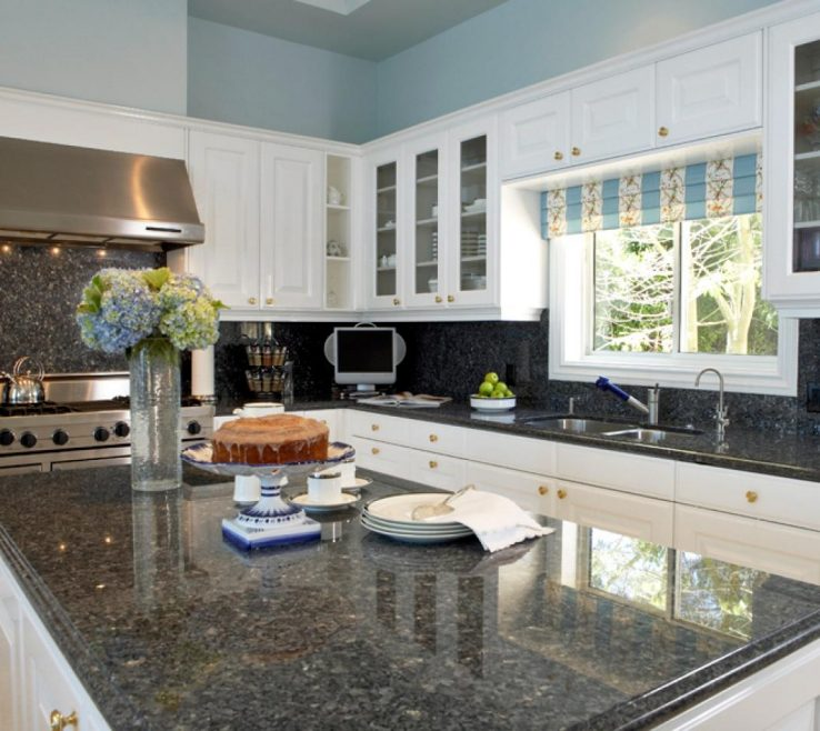 Endearing Black Granite Kitchen S Of Prices